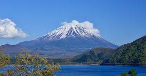 núi Phú Sỹ - Nhật Bản