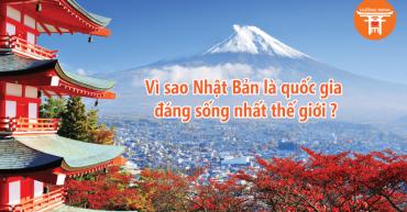 Vì sao Nhật Bản là quốc gia đáng sống nhất thế giới?