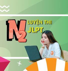 Khóa học tiếng Nhật offline luyện thi jlpt n2